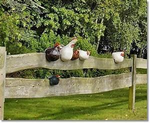 Deko Hühner Für Den Garten : keramik deko f r den garten ~ Whattoseeinmadrid.com Haus und Dekorationen