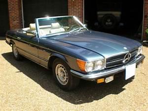280sl Sl 1982 Mercedes European Euro No Reserve