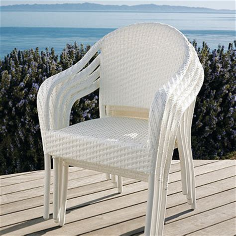 caf 233 back stacking chairs white modern outdoor