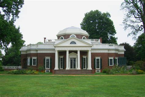 monticello by jefferson travel thomas jefferson s monticello the enchanted manor