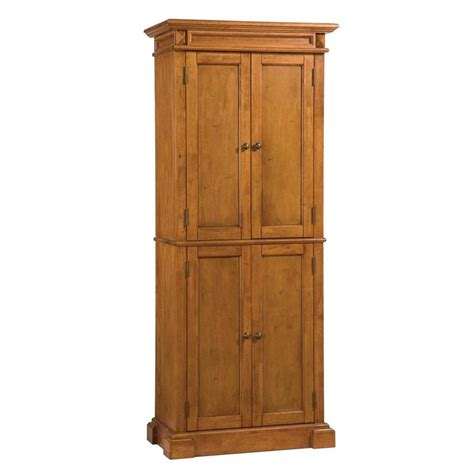kitchen pantry storage cabinet shop home styles 30 in w x 72 in h x 16 in d distressed