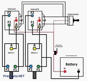 Cole Hersee Solenoid Wiring Diagram