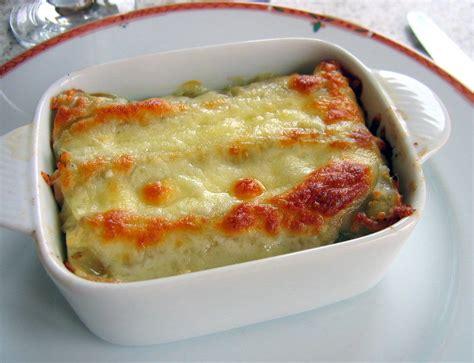 cuisine simple 28 les cannellonis de poulet aux légumes de la