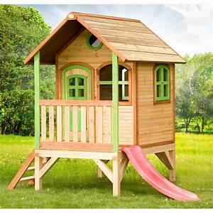 Cabane De Jardin Enfant Tom Axi Eden Deco