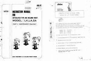 Nz U0026 39 S First Otc Daihen Welding Robotic System