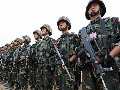 China Military Syria Forces Special American Generals