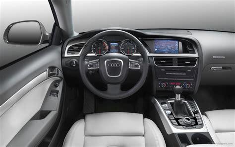 Audi A5 Interior Wallpaper Hd Car Wallpapers