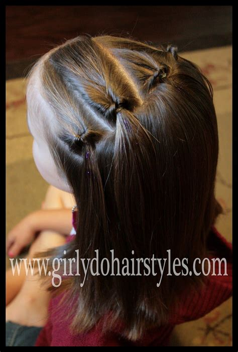 simple gymnastics hairstyles easy summer knots quick