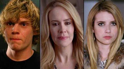 American Horror Story Apocalypse Who Is In The Cast
