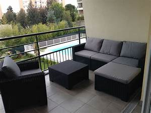 comment amenager sa terrasse With salon de jardin pour terrasse