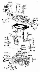 Carburetor Exploded Diagrams