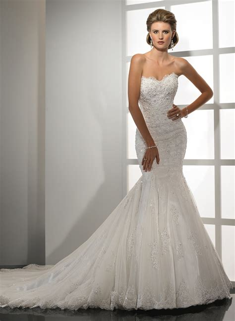 25 Mermaid Wedding Dresses Styles Perfect Wedding Dress