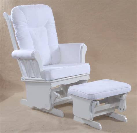 new glider rocking breast feeding chair baby ebay