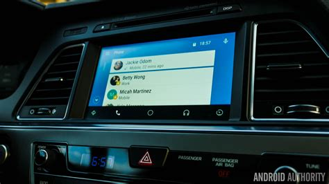 android auto android auto now supports carrier branded galaxy s4 and s5