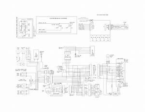 Frigidaire Model Lfss2312tf0 Side
