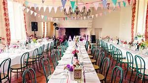 50 idees deco pour un mariage vintage diaporama photo With salle de bain design avec décoration anniversaire de mariage noce d or