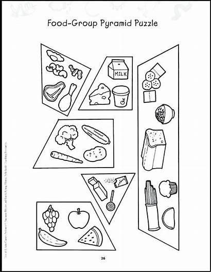 Pyramid Coloring Preschool