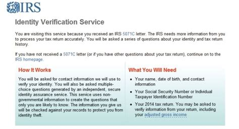 idverify irs gov letter idverify irs gov letter 5071c letters free sample letters 22529 | taxpayer advocate service irs gives guidance on verifying with regard to idverify irs gov letter 5071c