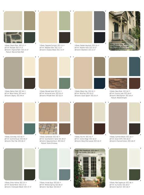 interior plantation shutters home depot ange 39 s dollhouse choosing the exterior color scheme