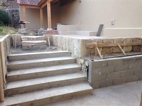 re escalier exterieur r 233 alisation d un escalier ext 233 rieur 224 salon de provence bouches du rh 244 ne agence architecture