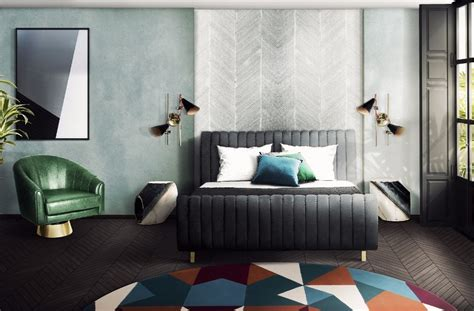 Home Interior 2018 : Green Home Interior Design Ideas To Match With 2018 Color