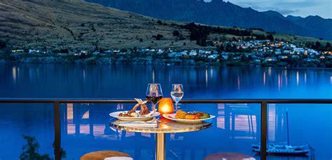 queenstown restaurants romantic dining  shores restaurant