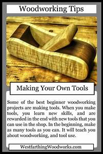 woodworking tips cards making your own tools