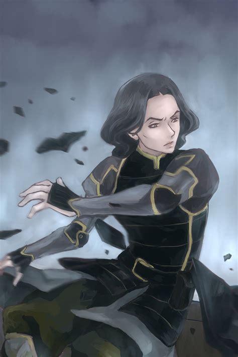 lin bei fong avatar  legend  korra mobile