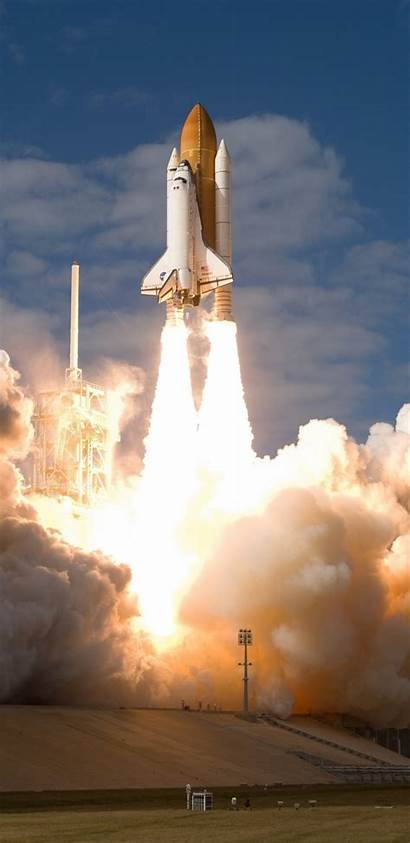 Shuttle Space Rocket Launch Spaceship Fire Wallpapers