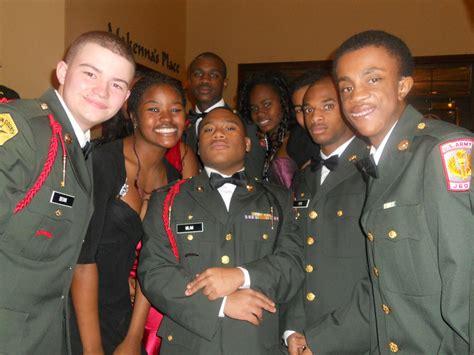 Tri- Cities High School Bulldog Battalion