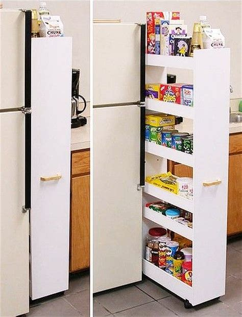Kitchen Pantry Roll Out With Wheels by 25 Best Ideas About Pull Out Pantry On Canned