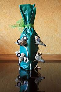 Weinflasche Verpacken Selber Machen : pin von frantasiaaa bastelblog auf geldgeschenke selber machen money gifts geldgeschenke ~ Watch28wear.com Haus und Dekorationen