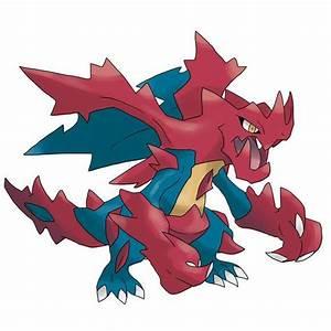 Mega Druddigon | Pokemon! | Pinterest | Pokémon, Mega ...
