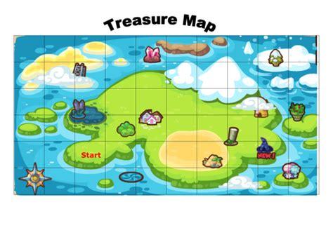Treasure map template ks1 costumepartyrun treasure map template ks1 quarter and half turn treasure map by lauranorwich maxwellsz