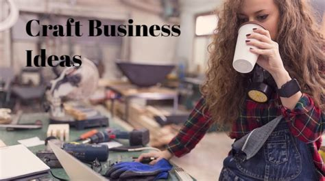 craft business ideas small business trends