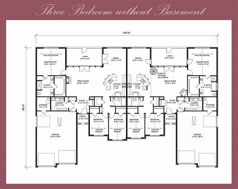3 floor plans floor plans pines golf