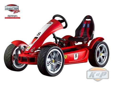 kart  pedales tienda de karts  pedales berg ferrari fxx