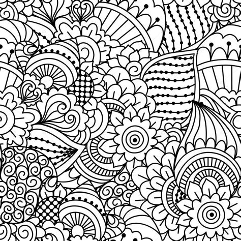Schwarz Weiß Muster by Nahtlose Schwarz Wei 223 Muster Stockvektor 169 Cerama Ama