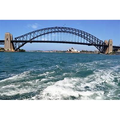 Sydney Harbour Bridgebeyondtheflow