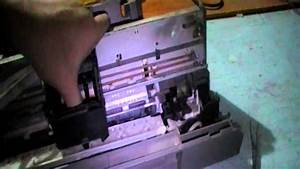 Epson C59    T10    C79    C90 Head Removal Guide