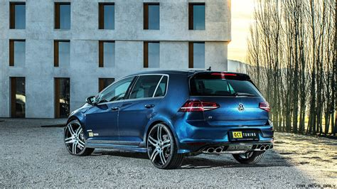 golf 7 tuning 3 second vw oct tuning liberates 450hp from golf 7 r