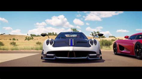 Der pagani ist leicht, ist im moment (ausgenommen pagani huayra) der schnellste straßenzugelassene supersportler für die rennstrecke. Pagani Huayra Bc Vs Bugatti Chiron - Supercars Gallery