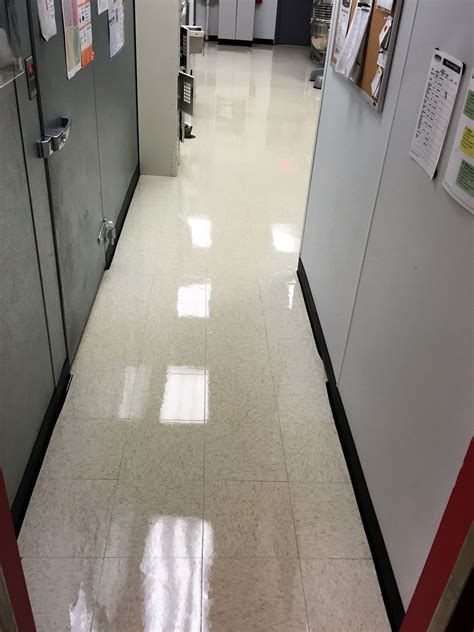 how to make your vct tile floors shine in birmingham al