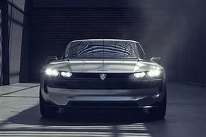Peugeot E Concept : peugeot e legend digne h riti re de la 504 coup ~ Melissatoandfro.com Idées de Décoration