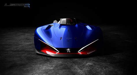 Peugeot L500 R Hybrid Concept Planètegtcom