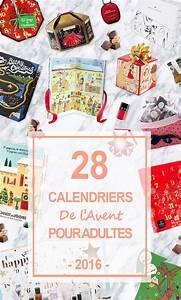 Calendrier De L Avent Pour Adulte : 28 calendriers avent adultes 2016 30 ans ou presque ~ Melissatoandfro.com Idées de Décoration
