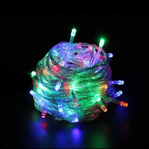outdoor waterproof led string light  led acv