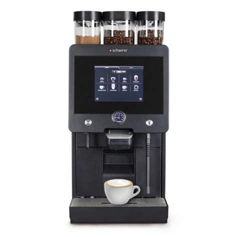 schaerer coffee coffee machine schaerer quot coffee soul quot the coffee mate