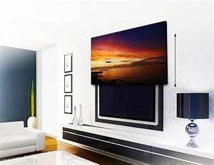 Die Besten Fernseher : fernseher im schrank wohndesign ~ Orissabook.com Haus und Dekorationen