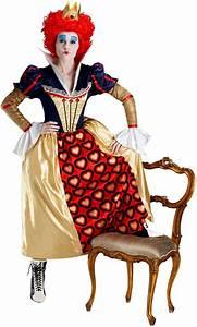 La Reine De Coeur : d guisement reine de coeur disney femme ~ Nature-et-papiers.com Idées de Décoration